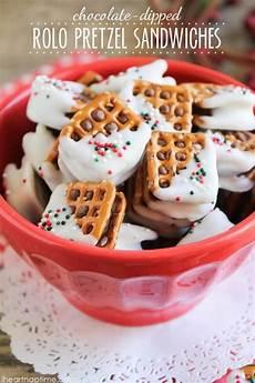 25 festive finger food desserts i nap time