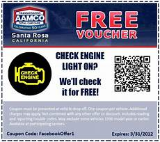 Nash Designs Coupon Code Coupon Design With Qr Code For Aamco Santa Rosa Coupon