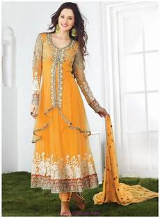 Clothes Design 2017 In Pakistan Yellow Bridal Mehndi Dresses 2018 In Pakistan