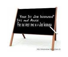 First Job Interview Tips First Interview Questions First Interview Tips