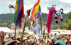 glastonbury festival glastonbury festival allowed to increase crowd capacity