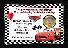 Cars Birthday Invitation Templates Free Printable Birthday Invitations Cars