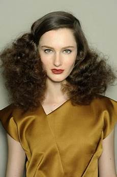 fall runway hair from fashion week always sets the tone