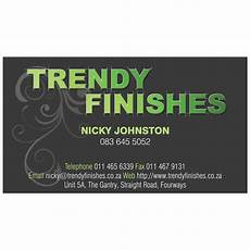 Trendy Business Cards Business Cards Kangaroo Digital
