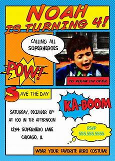 Superhero Invite Template Download Free Superhero Invitation Templates Superhero
