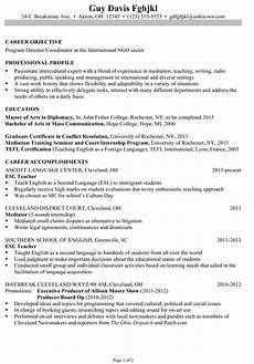 How To Write Professional Summary On Resume Best Professional Summary How To Write Powerful And