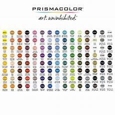 Prismacolor Art Markers Color Chart Prismacolor Sets Premier Colored Pencils Jerry S Artarama