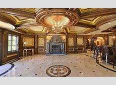 20,000 Square Foot French Inspired Mansion In Mahwah, NJ   Homes of the Rich