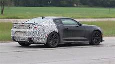 2019 Chevrolet Lineup by 2019 Chevy Camaro Lineup Spied Motor1 Photos