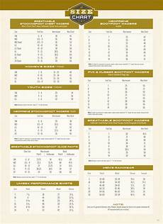 Chest Wader Size Chart Wader Sizing Guides