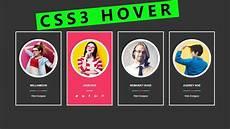 Css3 Design Tutorial New Css3 Hover Effect Website Design Tutorial Youtube