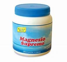 magnesio supremo stipsi magnesio supremo o magnesio assoluto carbonato di