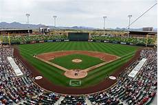 Talking Stick Spring Training Seating Chart Best Spring Training Field 2015 Salt River Fields At