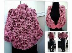 crochet shrug crochet a pink chunky shrug how to crochet shrug shawl