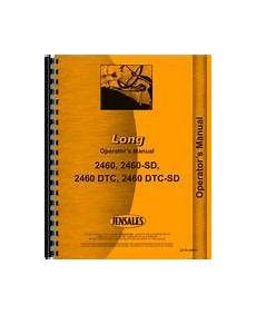Long Manuals Parts Service Repair And Owners Manuals