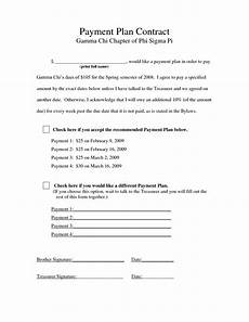 Repayment Contract Templates Simple Payment Plan Agreement Template Amulette