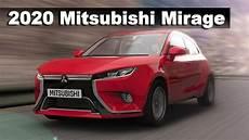 mitsubishi mirage facelift 2020 all new 2020 mitsubishi mirage preview