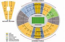 Rose Bowl Soccer Seating Chart Rose Bowl Seating Chart Rose Bowl Game Seating Chart