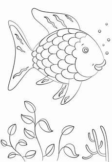 Malvorlagen Kostenlos Regenbogenfisch Regenbogenfisch Malvorlagen Kostenlos