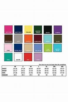 Scrub Color Chart Unisex 6 Pocket Solid Scrub Set