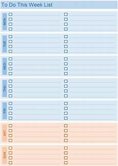 Microsoft Templates To Do List Daily To Do List Templates For Excel