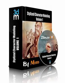 3dmotive Character Design In Photoshop Volume 1 3dmotive Stylized Character Modeling Volume 1 187 3ds