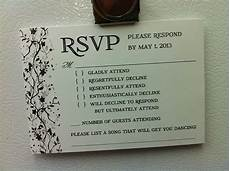 Wedding Invitations And Response Cards 9 Hilarious Wedding Invitations That Simply Can T Be