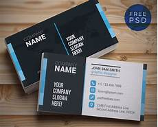 Examples Of Calling Card Top 28 Free Business Card Psd Mockup Templates In 2020