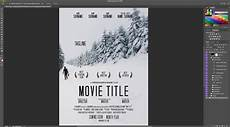 Poster Template Photoshop Free Download Your Free Movie Poster Template For Photoshop