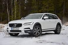 Volvo V90 by 2017 Volvo V90 Cross Country Drive