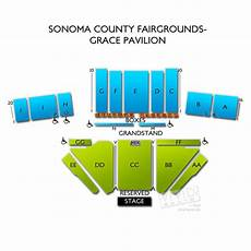 Sonoma County Fairgrounds Seating Chart Sonoma County Fairgrounds Seating Chart Vivid Seats