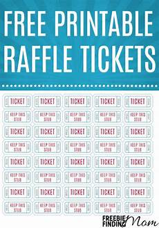 Images Of Tickets For A Raffle Free Printable Raffle Tickets