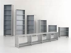 librerie metalliche scaffalature metalliche gervasoni arredamenti roma