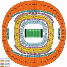 Saints Virtual Seating Chart Mercedes Benz Superdome Seating Chart Views Amp Reviews