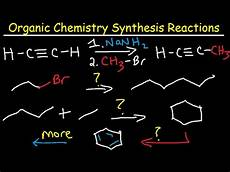 Organic Reactions Organic Chemistry Synthesis Reactions Examples And