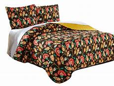 dada bedding collection marigold s garden quilt