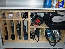 tool cabinet organizer by easiersaidthandone