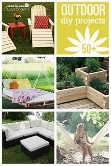50 plus diy outdoor project tutorials to make