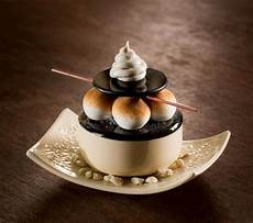 masterpieces of unique desserts that you can not taste