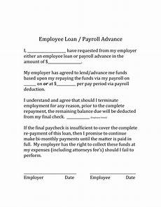Employee Agreement Form Employee Loan Agreement Form Templates At