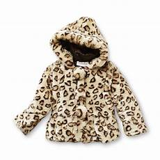 pistachio infant toddler s faux fur hooded winter