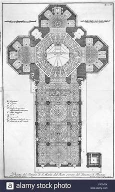 Floor Plan Of Cathedral Florence Cathedral Ndecorative Floor Plan Of Santa