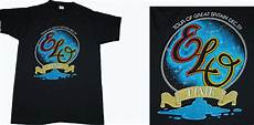 Vintage Electric Light Orchestra T Shirt Vintage Elo T Shirt Electric Light Orchestra Concert 81