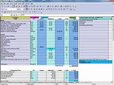 House Building Budget Home Building Budget Template Sampletemplatess