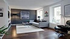 Modern Apartment Decorating Ideas Living Room Feature Wall Design Modern Living Room Ideas
