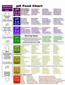 Alkaline Ph Level Chart Food Amp Herbs Chart Benefits Byzantineflowers