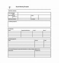 Meeting Minutes Templates Word Free 44 Sample Meeting Minutes Templates In Google Docs