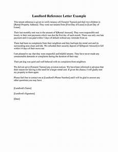 Letter Of Recommendation Landlord 40 Landlord Reference Letters Amp Form Samples ᐅ Templatelab