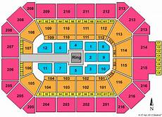 Wwe Rosemont Seating Chart Wwe Allstate Arena Tickets Red Seats