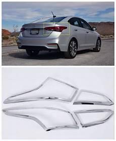 2018 Hyundai Accent Light Replacement For Hyundai Accent Solaris Verna 2018 2019 Car Accessories